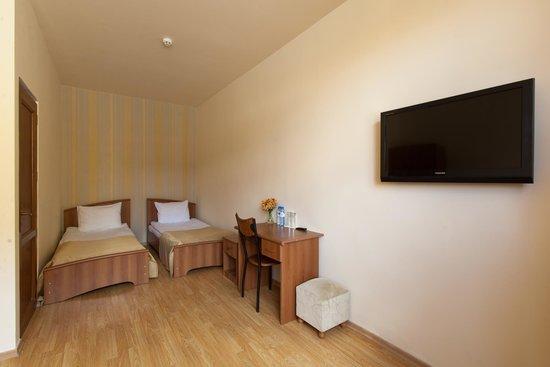 Best Western Bohemian Resort: Twin room