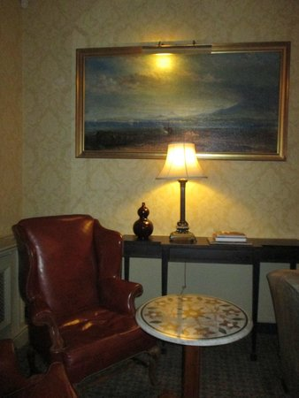 Ballynahinch Castle Hotel: SALA