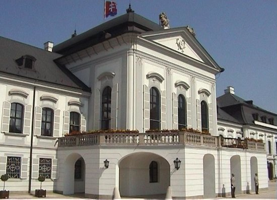Grassalkovich Presidential Palace: Presidential Palace