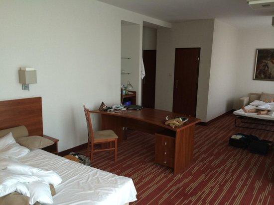Metropol Hotel: 部屋の様子
