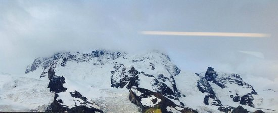 Gornergrat Bahn: View from the Top