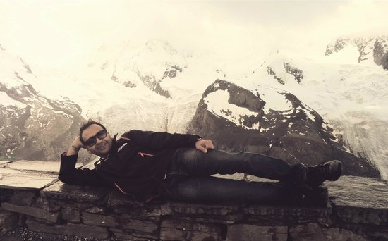 Gornergrat: In the lap of Matterhorn