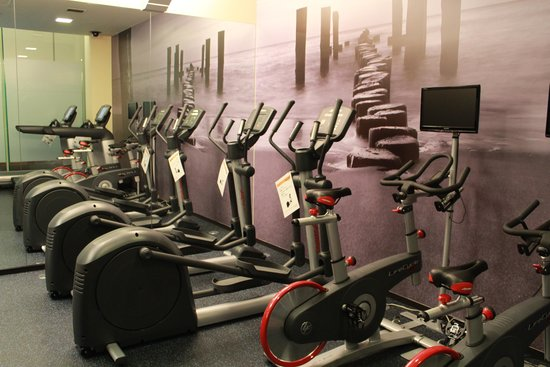Royal Park Hotel The Shiodome, Tokyo: Fitness Room