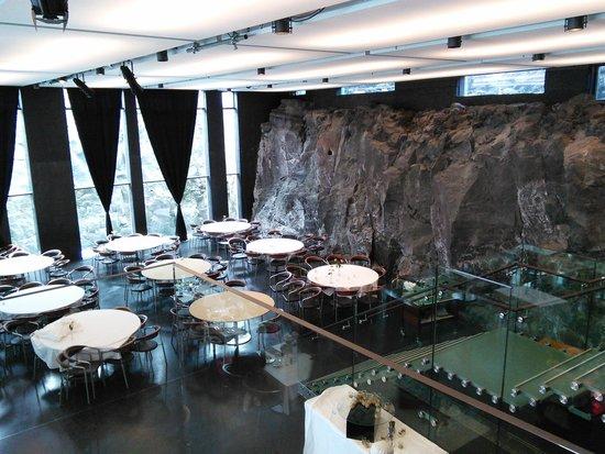 Blue Lagoon : Restaurant