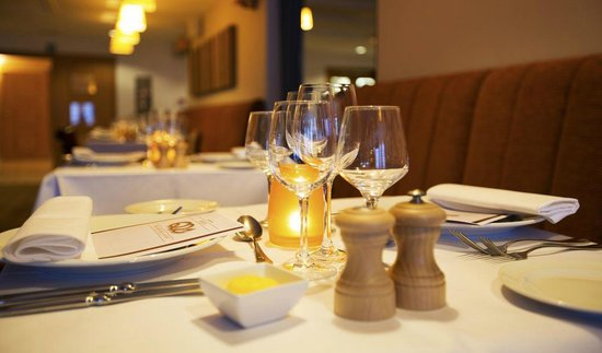 Hotel Quartier Latin: Salle à Manger