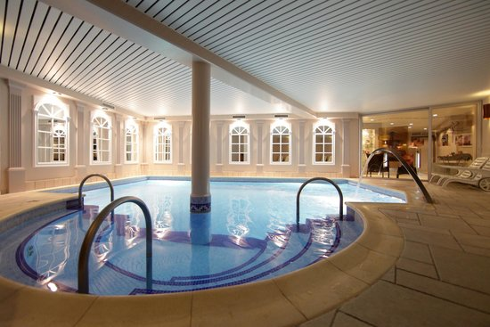 Hotel Quartier Latin: Thermes - piscine