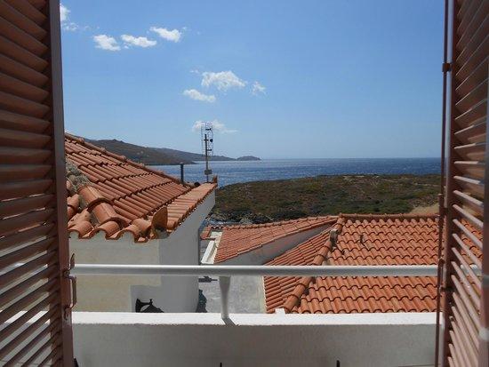 Villa Alexandros: ΘΕΑ ΑΠΟ ΤΟ ΜΠΑΛΚΟΝΙ