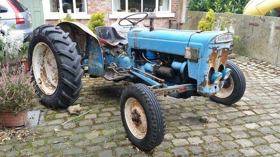 The Farm Burscough: Cool tractor