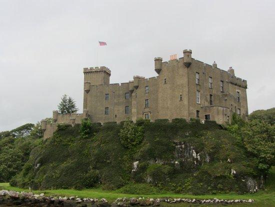 Dunvegan Castle & Gardens: castello