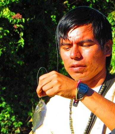 Posada Amazonas : Jorjay parana fishing