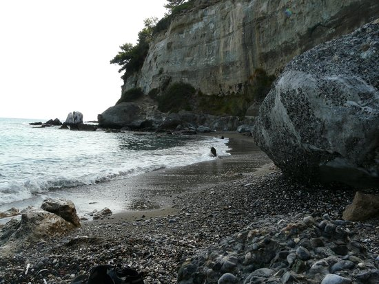 Hotel Porto Belissario : plaża