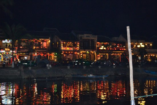 Hoi An Ancient Town: Colours of Hoi An at night