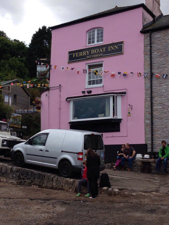 Ferry Boat Inn : Love the place. Great food. Good selection and good atmosphere.
