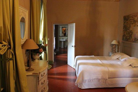 La Maison de Marthe : La Voûte Céleste - bedroom
