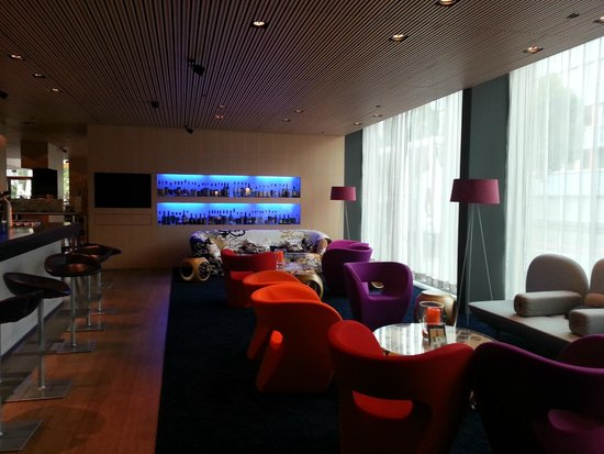 Radisson Blu Hotel, Lucerne : Nice Lobby