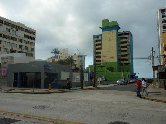 Latin Star : La vue depuis le restaurant