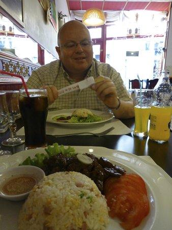 DRAGON DORE : FOOD
