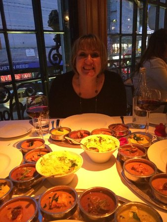 Very God Food Picture Of Veeraswamy London Tripadvisor