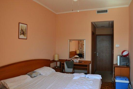 Hotel Adria: Pokój z widokiem na morze