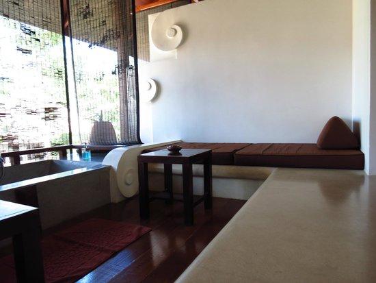 Pavilion Samui Villas & Resort: our balcony