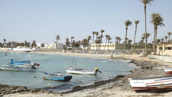 Zephir Hotel & Spa : plage