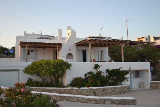 Agnandi Homes and Studios: One of the villas