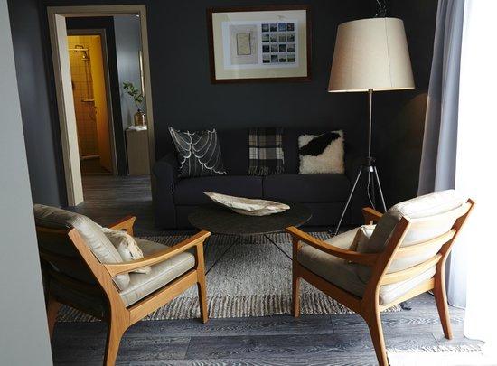Alda Hotel Reykjavik: Alda Suite