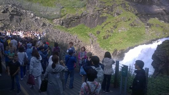 The Flam Railway: No comment