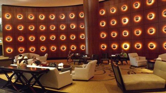The Ritz-Carlton, South Beach: foyer of hotel