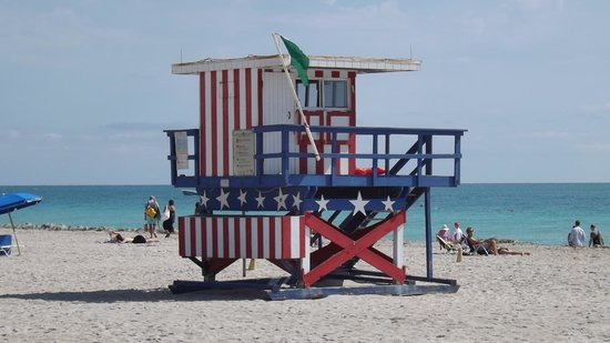 The Ritz-Carlton, South Beach: beach