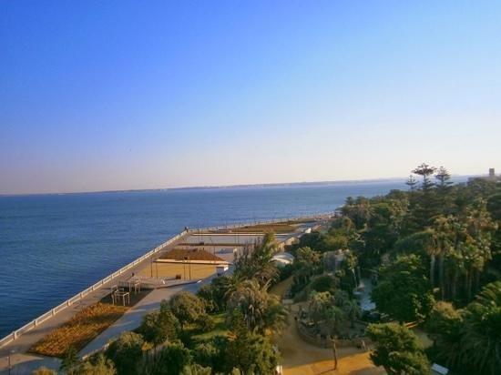 Parador de Cádiz: Amanecer en el parador de Cadiz