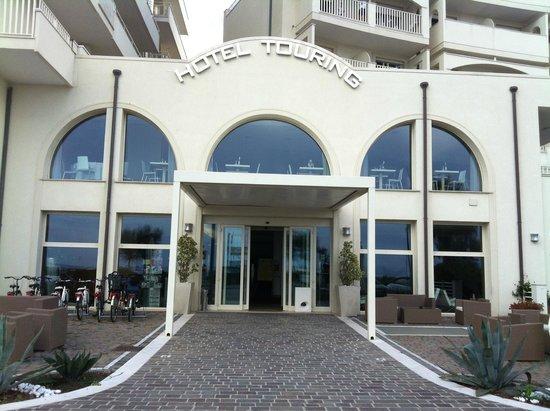 Hotel Touring: ingresso