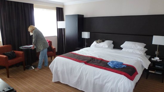 The Gonville Hotel: Room 220