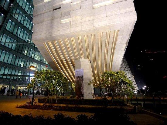 Guangzhou Library: Такая вот консоль