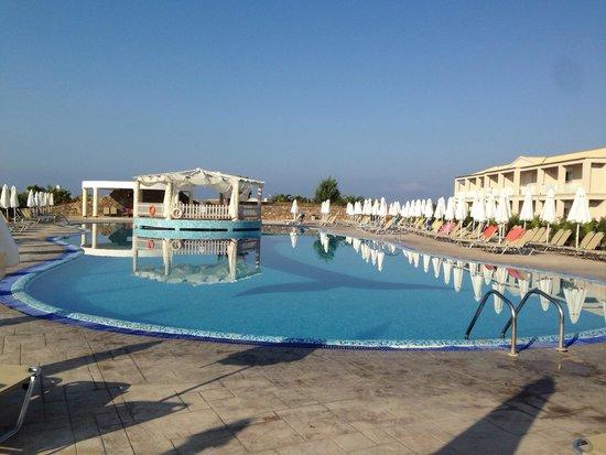 Aquis Sandy Beach Resort: One of the pools