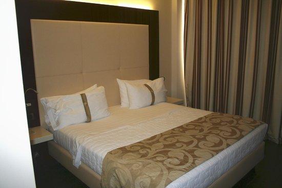 Grand Hotel Mattei: le lit