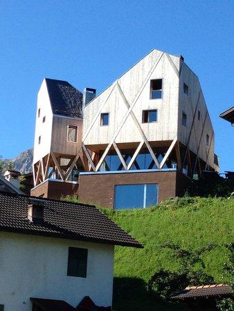 Hotel Alpenroyal: castelrotto tra le dita