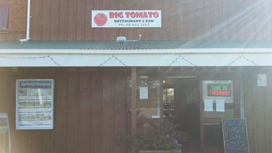 ‪Big Tomato Restaurant and Bar‬