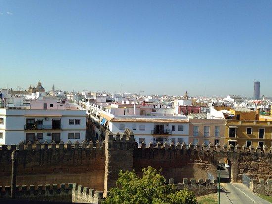 Hotel Sevilla Macarena : Vistas