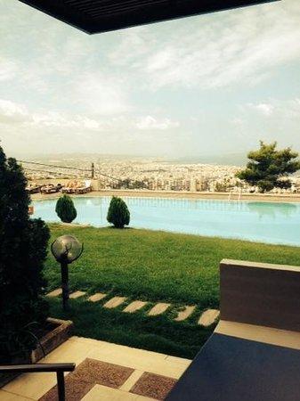 Royal Sun Hotel: η θέα από το δωμάτιό μας!