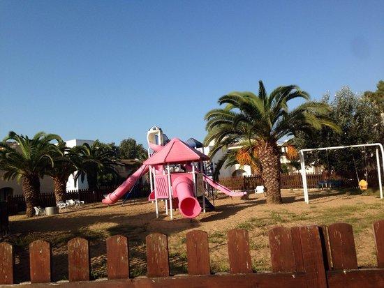 Sandy Beach Resort: Playground