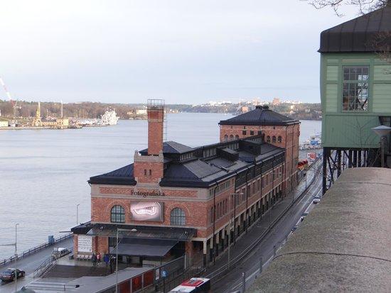 Fotografiska: Museum exterior