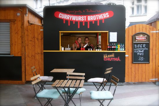 Currywurst Brothers