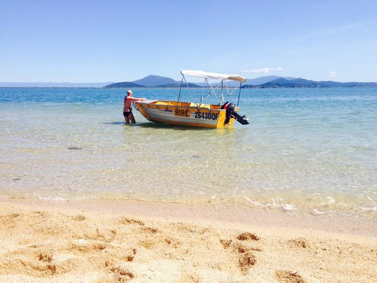 Mission Beach Boat Hire