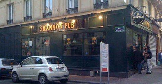 París, Francia: Le bar