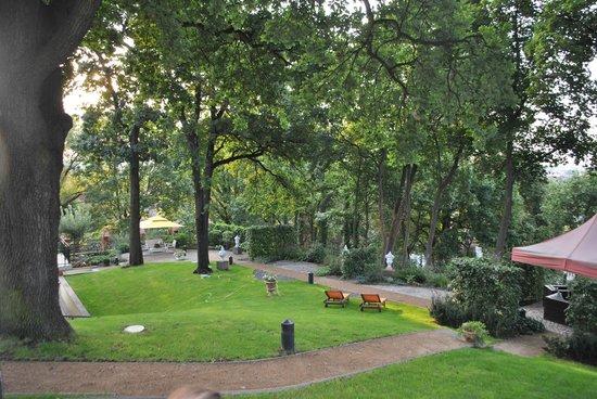Hotel Villa Monte Vino: местность
