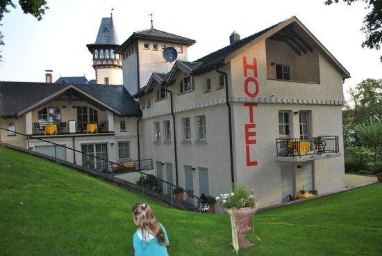 Hotel Villa Monte Vino: отель