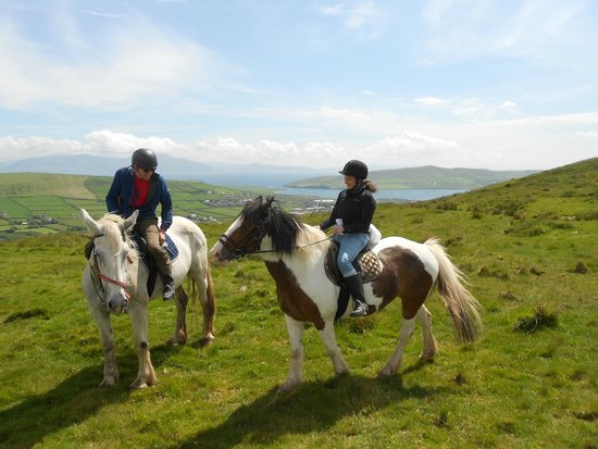 Dingle Horse Riding : 5 day horse trek on the dingle peninsula