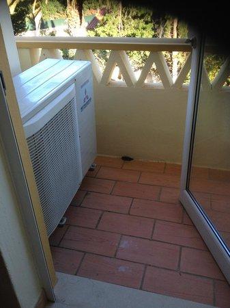 Pestana Palm Gardens: balcony....