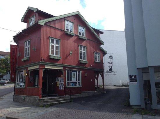 Avistegnernes Hus